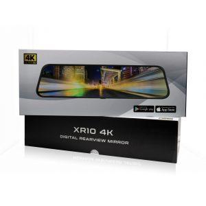 XR10 4K digital rearview mirror