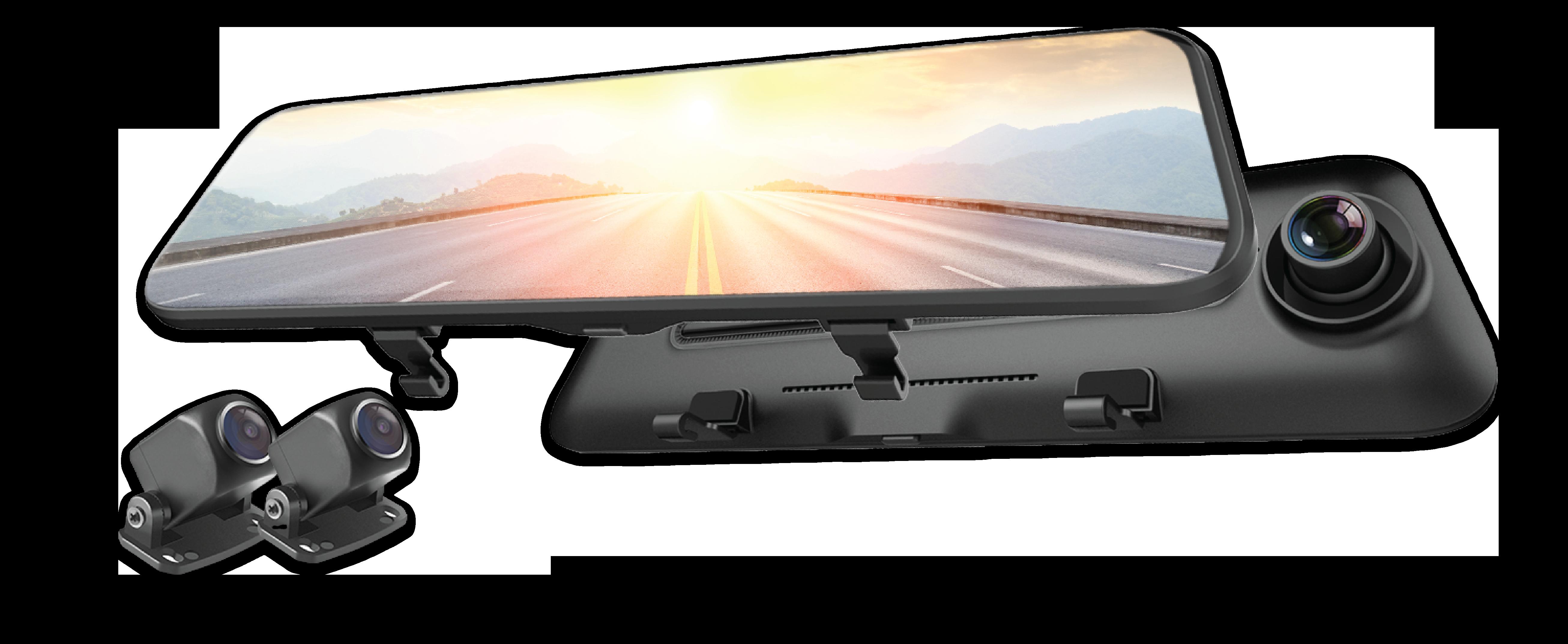 M3 digital rearview mirror